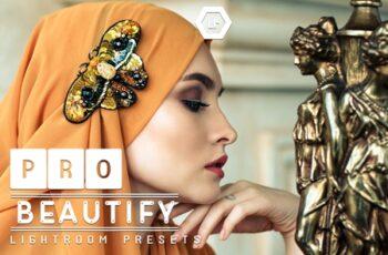 Pro Beautify Lightroom Presets 1