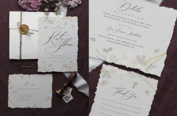 A Peonies - Wedding Suite 1