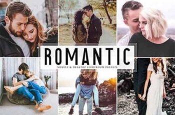 Romantic Mobile & Desktop Lightroom Presets 7