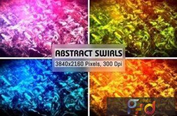 Abstract Swirls 6