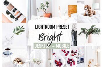BRIGHT 4 Lightroom Presets 3826448 4