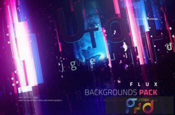 FLUX Background Pack 4