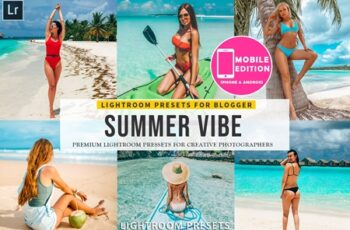 Summer blogger lightroom presets 3858897 7