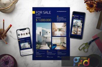 Real Estate Flyer Set 4