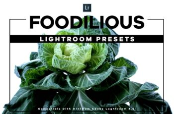 Food Lightroom Presets 1