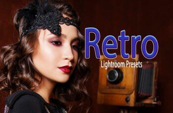 Retro Instagram Blogger Lightroom Presets 7