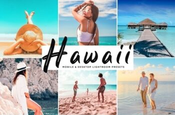 Hawaii Lightroom Presets Pack 3853720 2