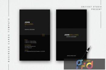 Minimal Business Cards 3601953 4