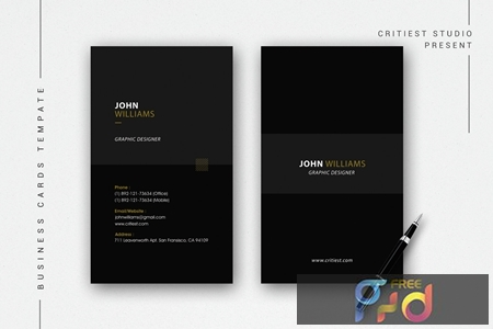 Minimal Business Cards 3601953 1