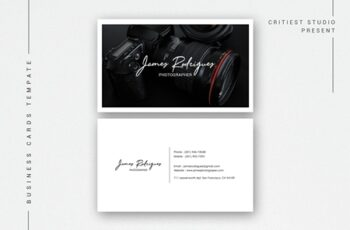 Photography Business Cards 3601949 3