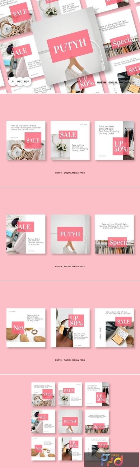 PUTYH Social Media Pack 1