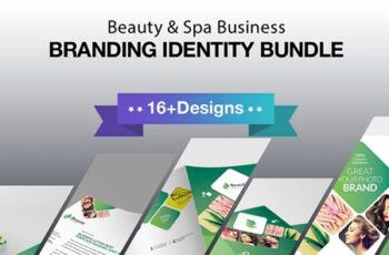 Beauty and Spa Business Branding Identity 3602130 2