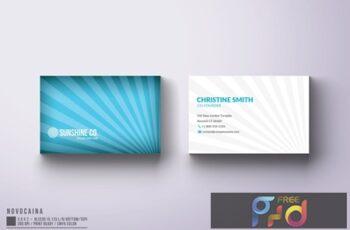 Elegant Business Card Design 7