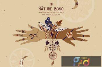 Nature Boho 8