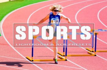 Sports Lightroom & ACR Presets 3603203 3