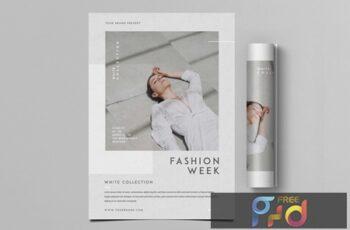 Elegant Fashion Show Flyer 4