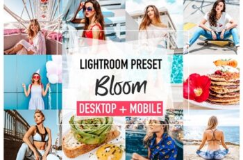 BLOOM Lightroom Presets 3826060 3