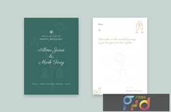 Wedding Gift Cards 5