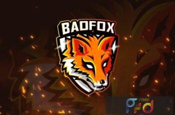 BADFOX -Mascot & Esports Logo 8