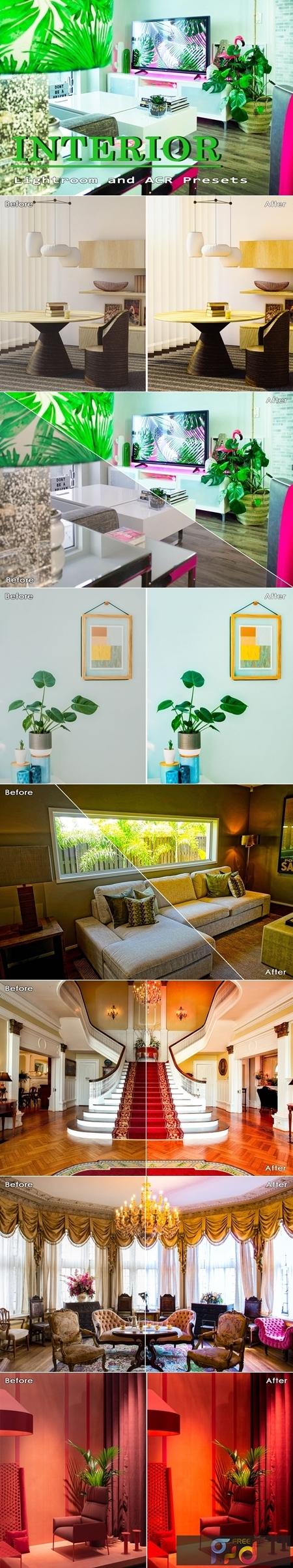 Interior Lightroom and ACR Presets 3602911 1