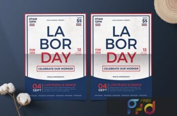 Labor Day Flyer SG8JWVQ 7