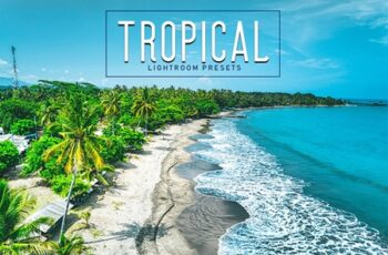 Tropical Lightroom Presets 3602744 7