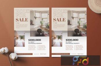 Real Estate Flyer CND2HRP 4
