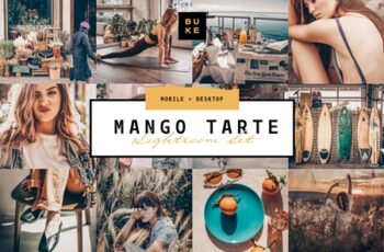 8 Mango Lightroom Presets Bundle 3865420 3