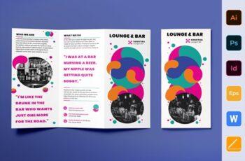 Lounge Bar Brochure Trifold 3923920 5
