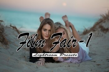Film Fair-1 Instagram Blogger Lightroom Presets 3602671 6