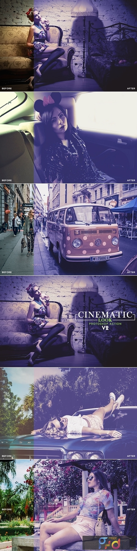 Cinematic Look Photoshop Action V2 3602574 1