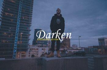 Darken Photoshop Action 3602672 8