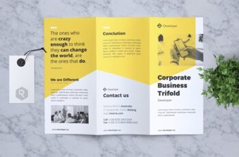Corporate Business Flyer Vol. 14 3327127 2