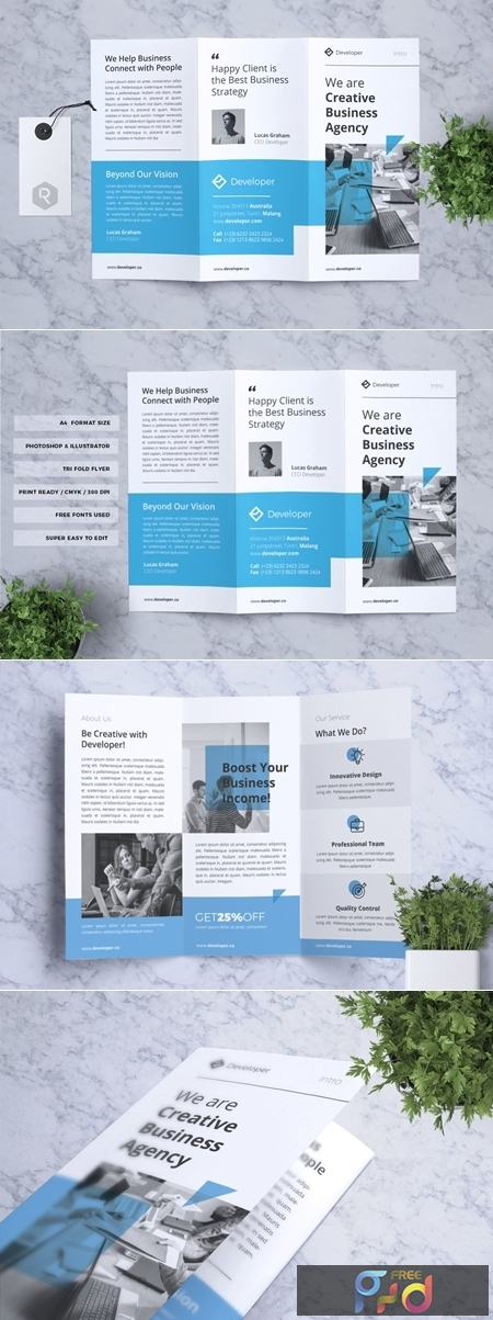 Corporate Business Flyer Vol. 15 3327199 1