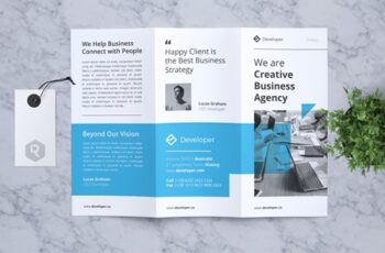 Corporate Business Flyer Vol. 15 3327199 6