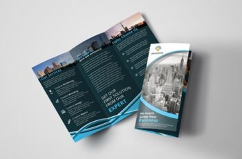 Corporate Trifold Brochure 3309872 8