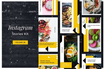 Instagram Stories Kit (Vol.28) 3920822
