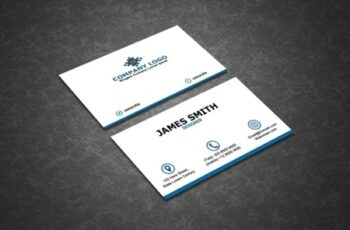 Clean Business Card 1589951 2