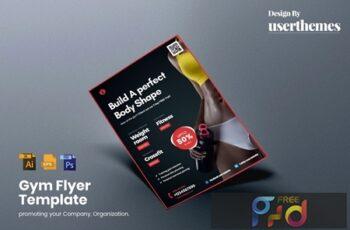 Gym Marketing Flyer FMCGUBP 15