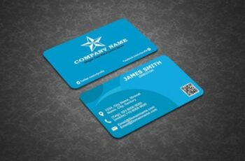 Modern Business Card 1589996 9