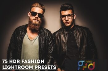 75 HDR Fashion Lightroom Presets 3