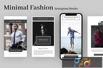 Minimal Fashion Instagram Stories 6