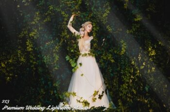 213 Premium Wedding Lightroom Presets 3