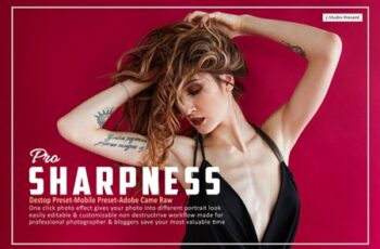 Premium Sharpness Lightroom Preset Collection 3602236 3