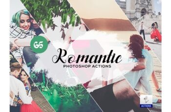 65 Romantic Photoshop Actions 3934880 6