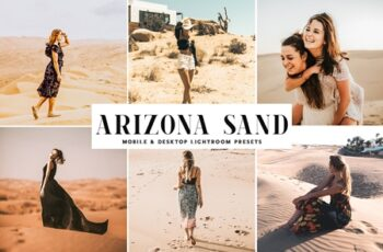 Arizona Sand Mobile & Desktop Lightroom Presets 3607642 8