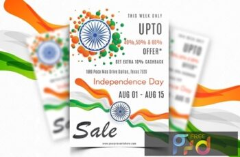 Indian Independence Day Flyer-09 U8NKSX3