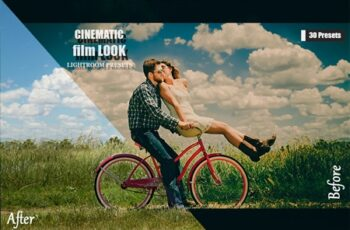 Cinematic Film Look Lightroom Presets 3604759 3