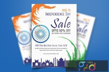 Indian Independence Day Flyer-08 MQUCG5Z 6