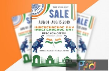 Indian Independence Day Flyer-10 LTVJY86 5